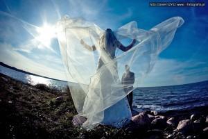 Zdjęcia ślubne Zielona góra - sesja plenerowa
