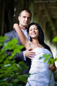 Zielona góra fotograf na ślub