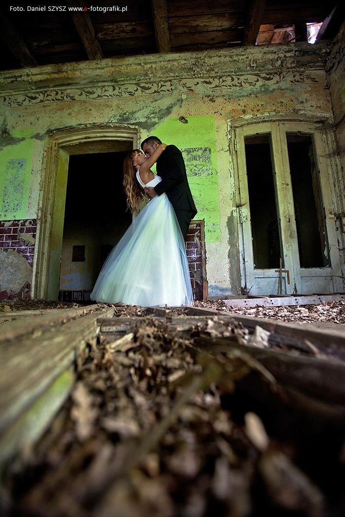 Zdjęcia ślubne Zielona Góra - zdjęcia eXtremalne